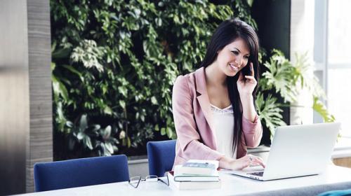 Свой бизнес требует от владельца работать много и с удовольствием